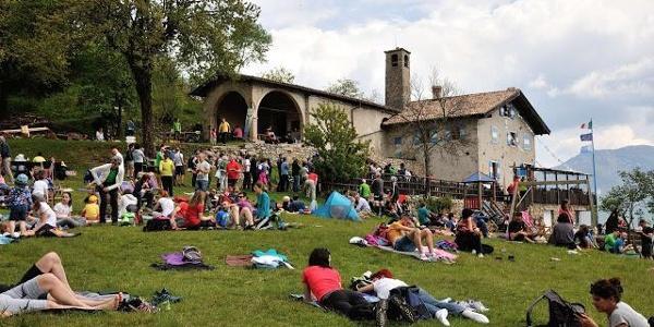 Rifugio Monte Calino San Pietro 5
