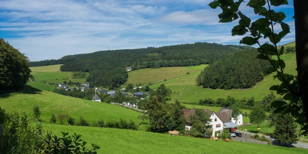 Sögtrop im Schmallenberger Sauerland