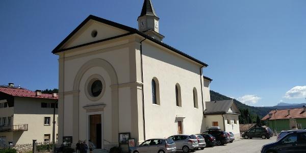 La chiesa di Carbonare