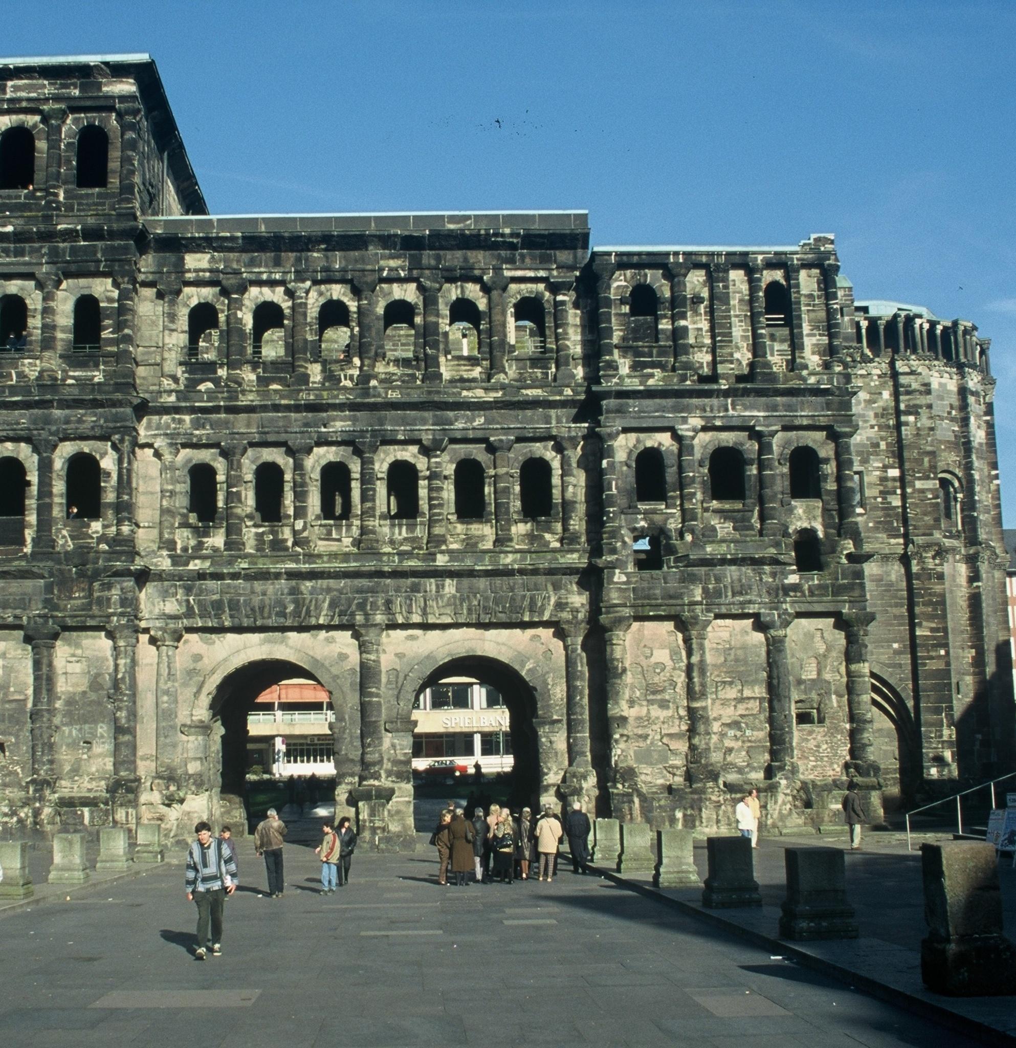 Ausoniusweg 06. Etappe: Fell Trier • Wanderung
