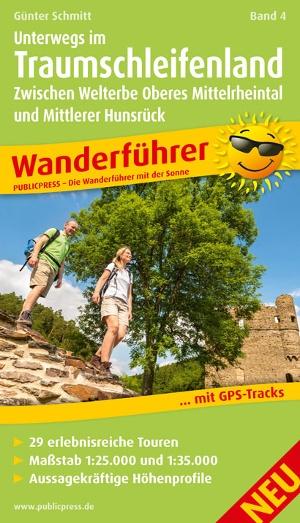 Unterwegs im Traumschleifenland Bd.4 (Wanderführer)