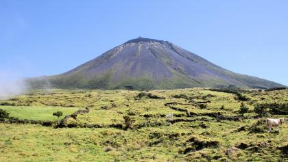Montanha do Pico oder einfach Pico (2351m)