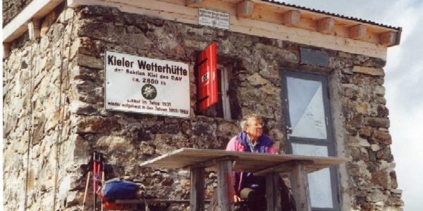 Kieler Wetterhütte
