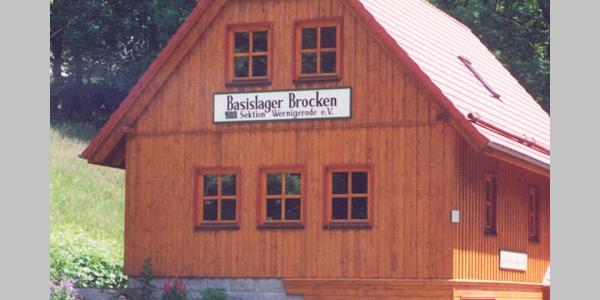 Basislager Brocken