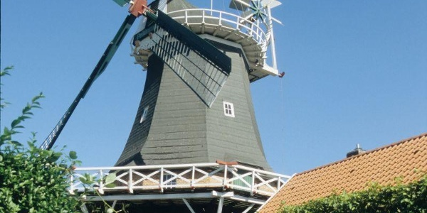 Mühle in Esens