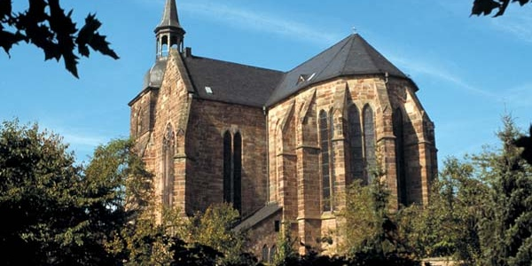 Stiftskirche St. Arnual