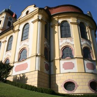 Wallfahrtskirche Mariä Schmerzen und St. Ulrich in Maria Steinbach