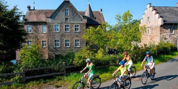 Das Schloss Lenhausen in Finnentrop-Lenhausen