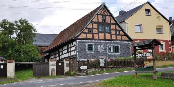 Volkskundemuseum in Reizengeschwenda