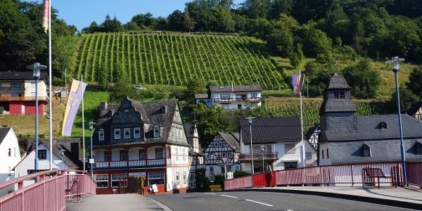 Lahnbrücke in Obernhof