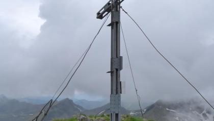 Gipfelkreuz am Hochstubofen