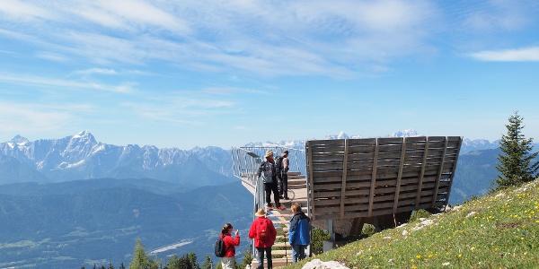 Gams- und Gipfelblick