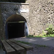 Wegeringhauser Tunnel Ostportal (724m)
