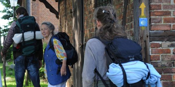 Urlaub einmal anders - Pilgern im Lassaner Winkel