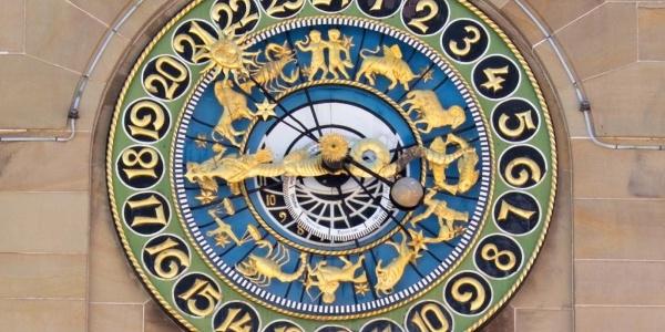 Astronomische Uhr am Rathaus