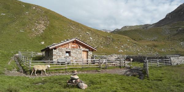 Schafstall bei den Seebergseen