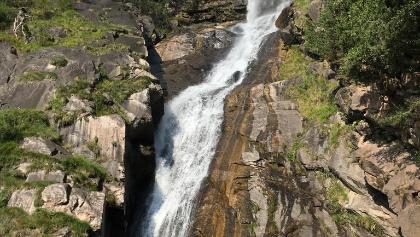 Barbianer Wasserfall