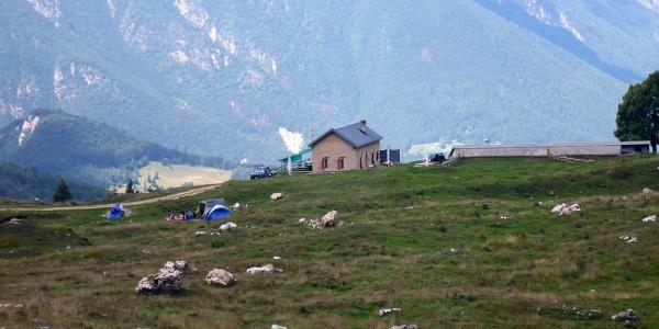 Trekking del Sengio Alto