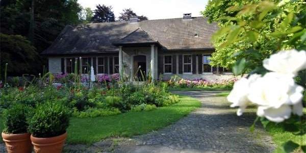 Villa Ruscheweyh, Steinegerta