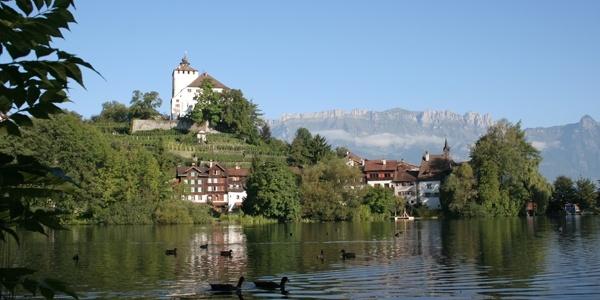 Schloss Werdenberg in Buchs
