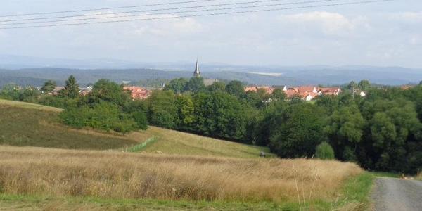 Rückblick auf Frankenau