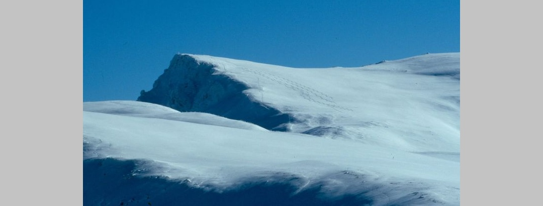Skitour auf den Königstuhl (2.342m) im Nationalpark Nockberge