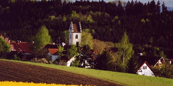 Kirche St. Antonius Großschönach
