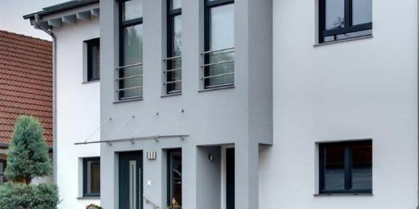 Außenansicht Art Apart Eingangsbereich