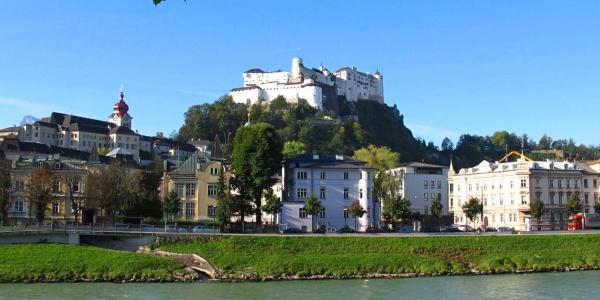 Laufen - Freilassing - Salzburg