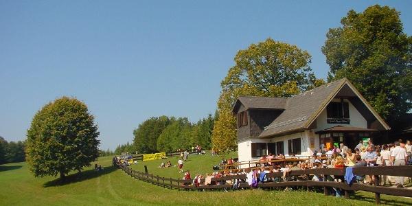 Geisbuehel-Hütte