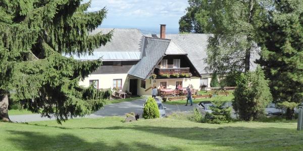 Der Berggasthof Lenzbauer