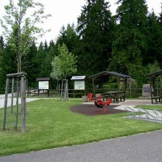 Wanderparkplatz Am Schwarzwasser Kühnhaide