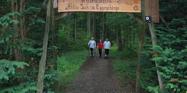 Aktiv-Park im Eggegebirge