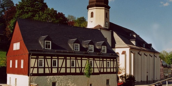 Bürsten- und Heimatmuseum Schönheide