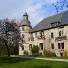 Schloss Hamborn im Frühling