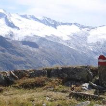über den Alpenhauptkamm