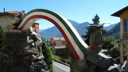 Kriegerdenkmal in Garzeno
