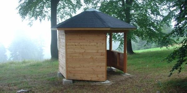 Schutzhütte Schanzerkopf