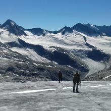 Gletscher Keeskogel 27.08.2016