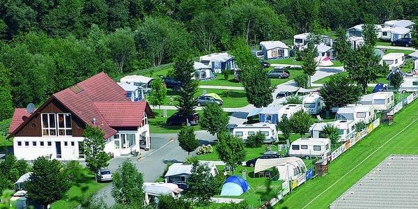 Camping Sachsenburg