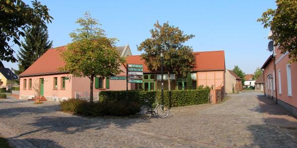 Informationspunkt Hohenwarthe