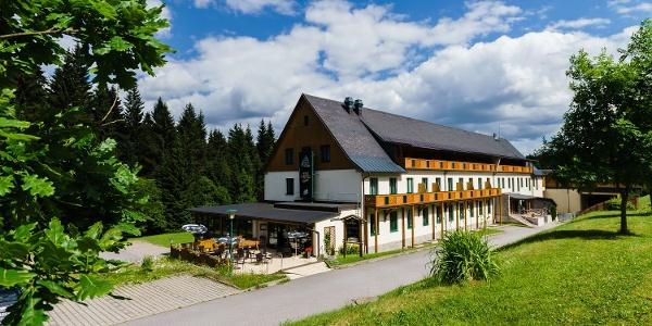Waldhotel Vogtland in Mühlleiten bei Klingenthal