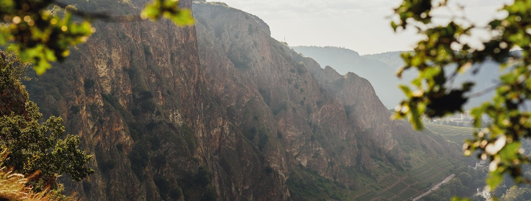 Blick auf den Rotenfels