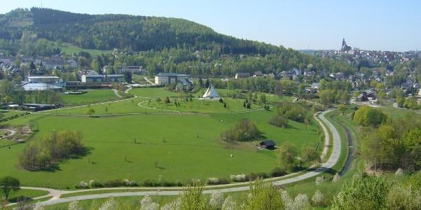 Kurpark Bad Schlema