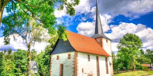 Dorfkirche - Sachsenbrunn