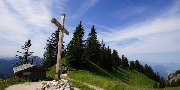 Kreuz auf der Königsrunde