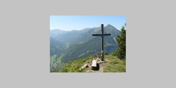Gipfelkreuz Gopfberg