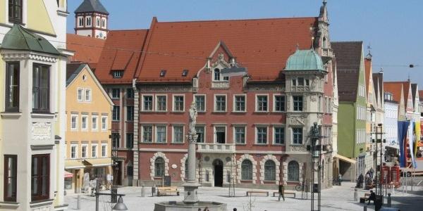 Marienplatz Mindelheim