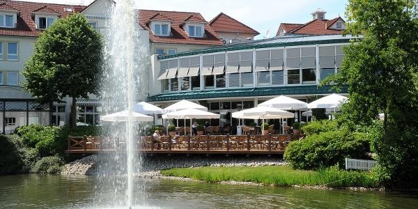 Gerry Weber Sportpark Hotel - Terrasse