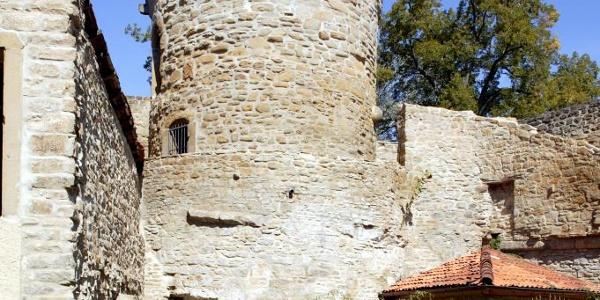 Der Bürgerturm in Meisenheim.
